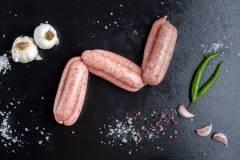 Pork Links - linked pork sausages