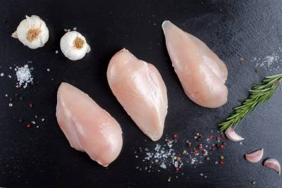 5 Kg Box Chicken Breasts