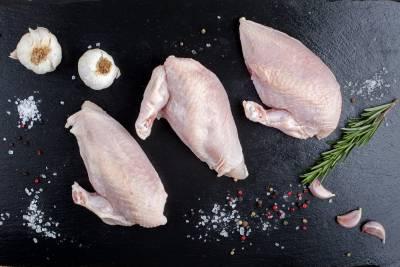 Chicken Supremes - chicken breast on the bone, skin on