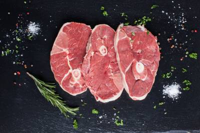 Lamb Steaks Pack of 2 (20oz)