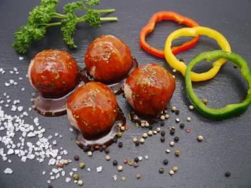 8 x BBQ Meatballs