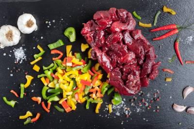 1lb Beef Stir Fry