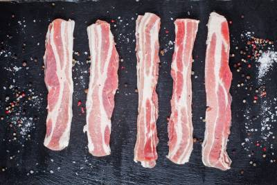 400g  Streaky Bacon
