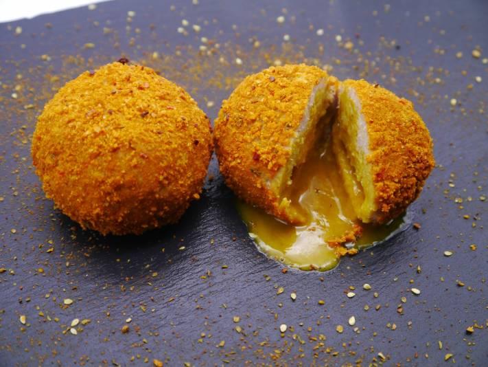 Chicken Curry Bomb | Tarelgin
