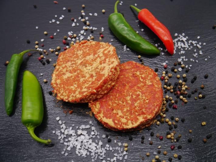 Maple & Chilli Burger | Tarelgin