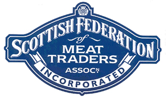 Scottish Federation of Meat Traders Association Incorporated Logo